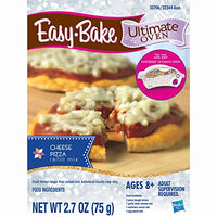 Easy-Bake Ultimate Oven Cheese Pizza Refill Pack