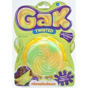 Gak Twists - Yellow/Green