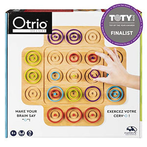 Otrio - Strategy-Based Board Game