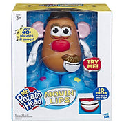 Potato Head Playskool Mr Movin' Lips Talking Toy