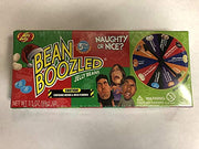 Bean Boozled Naughty Or Nice Jelly Belly Spinner Jelly Bean 3.5oz Gift Box