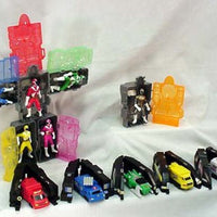 Mcdonalds - Power Rangers Complete 11 Piece Happy Meal Set - 2000