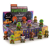 TMNT Teenage Mutant Ninja Turtles Series 2 Shell Shock Brand New Display Case 20 pcs