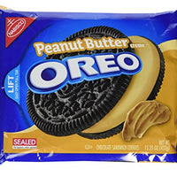 Oreo Peanut Butter Sandwich Cookie, 15.25 oz