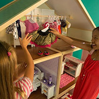 My Girl's Dollhouse for 18'' Dolls - Country French Style