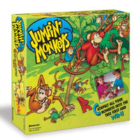 Pressman Jumpin' Monkeys Kids Board Game