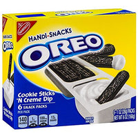 Kraft, Handi Snacks, Oreo Sticks N Creme, 6oz Box (Pack of 4)