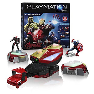 Playmation Marvel Avengers Starter Pack Repulsor(Discontinued by manufacturer)