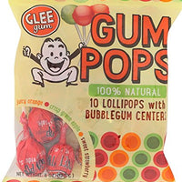 Glee Gum Gum Pop Assorted Flv Bag