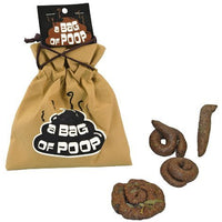 A Bag Of Poop - Novelty Gag Gift by Island Dogs