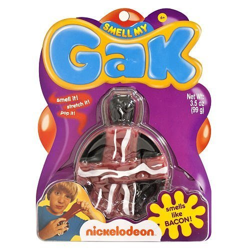 Nickelodeon Smell My Gak - Bacon by NSI