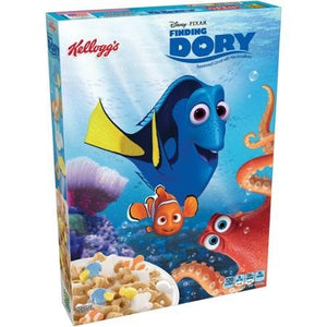 Kellogg's Disney-Pixar Finding Dory Cereal, 8.4 oz ( 2 BOXES )