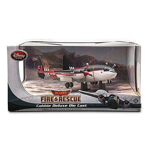Planes Disney Fire & Rescue Cabbie Deluxe Diecast Car