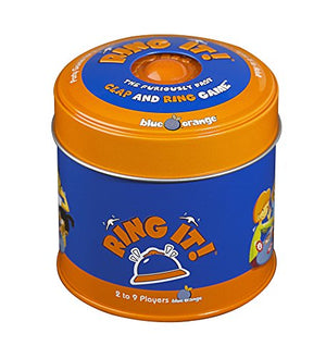 Blue Orange Ring It! The Clap & Ring Game