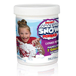 Be Amazing Instant Amazing Snow Jar, Makes 2 Gallons