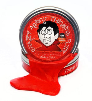 Crazy Aaron's Vampire Drool Thinking Putty DollTV Exclusive