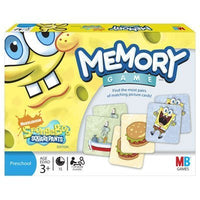 SpongeBob SquarePants: Memory Game