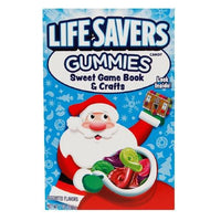 LifeSavers Assorted Flavors Gummies For Kids On Christmas (Sweet Game Book)