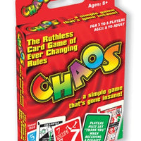 TDC Games Chaos Card Game