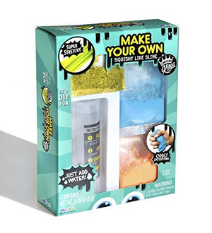 Compound Kings Make Your Own Squishy Like Slime Single DIY Kit