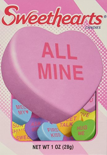 Sweethearts Conversation Hearts 36ct