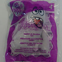 McDonalds Happy Meal 2007 Catscratch Waffle Plus #4