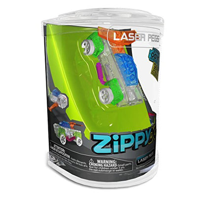 Laser Pegs 3-in-1 Zippy Do Building Set