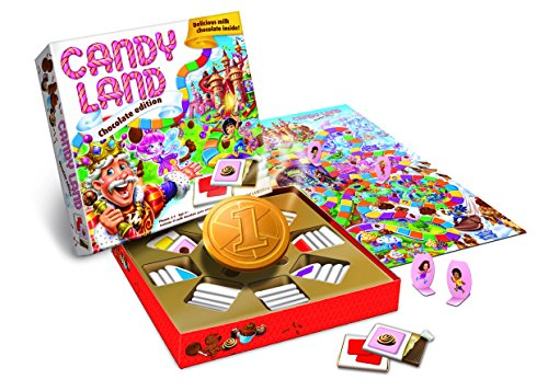 Candyland Chocolate Editions of Hasbro Games Candyland Chocolate Edition, 5.4 Ounce