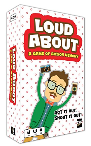 CSE Games Loud About a Game of Action Memory Party Game