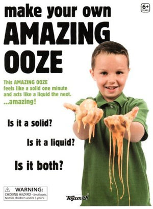 Make Your Own Amazing Ooze