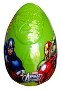 Avengers Easter Egg Filled with Goodies Hulk Edition