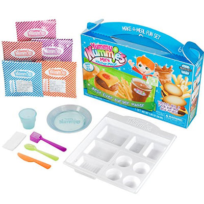 Yummy Nummies Make-a-Meal Fun Set - Best Ever Burger Maker