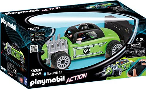 PLAYMOBIL® RC Roadster Building Set