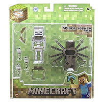 Minecraft Spider Jockey Pack