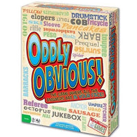 Oddly Obvious! - Card Game