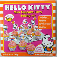 Hello Kitty Mini Cupcake Party Baking Mix