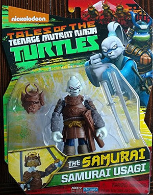 Tales of the Teenage Mutant Ninja Turtles Samurai Usagi Yojimbo in Armor