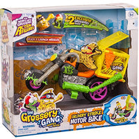 Grossery Gang The Putrid Power S3 Delivery Strike Motorbike