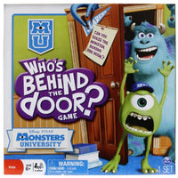 Who's Behind the Door Monster's University Edition