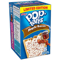 Pop-Tarts Frosted, Maple Bacon, 8 Count