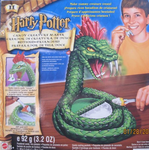 Harry Potter Snake Bites Candy Maker