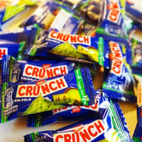 CRUNCH MATCHA mini bars (1 package) - Nestle