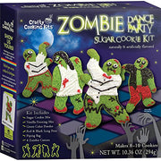 Crafty Cooking Kits Zombie Dance Party Kit, Sugar Cookie, 10.36 Ounce