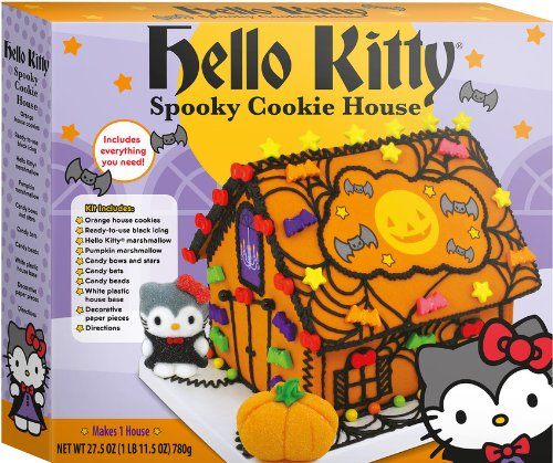 Hello Kitty Spooky Cookie House