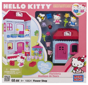 Hello Kitty Flower Shop