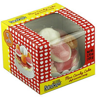 Raindrops Mini Candy Cake Soft Assorted Candy, Box Colors Vary