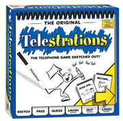 USAOPOLY Telestrations Original 8 Player | Family Board Game