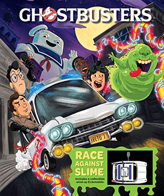 Ghostbusters Ectomobile: Race Against Slime Book
