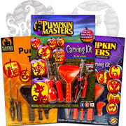 Pumpkin Masters, Carving Kit, 1 Each