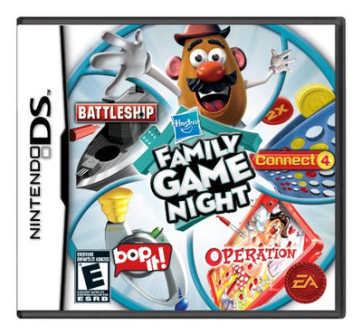 Hasbro Family Game Night - Nintendo DS